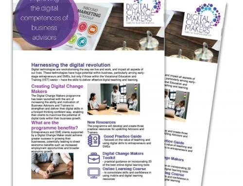 Digital Change Makers Newsletter